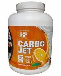 Health Farm Carbo Jet Instant Energy Formula, 2.5 kg