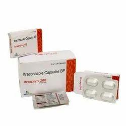 Itraconazole Capsule BP