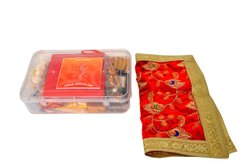 Daily pooja kit, Packaging Type: Box