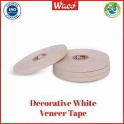 Decorative White Veneer Tapes