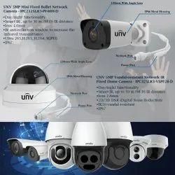Unv Ip Dome Camera