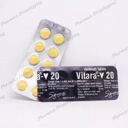Vitara V 20mg Tablets