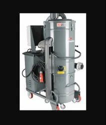 Delfin Industrial Vacuum Cleaners For Shot Blasting And Sand Blasting