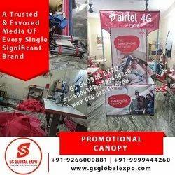 Flex Promotional Canopy, in Delhi