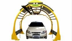 Touchless Automatic Car Wash System