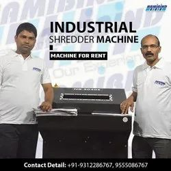1hp Heavy Duty Paper Shredder Repair Near Me, Delhi, Ncr