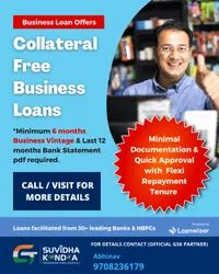 Commercial Loan Consultancy Service