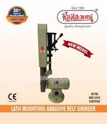 Lathe Mounting Abrasive Belt Grinder