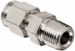 Stainless Steel 316 Tube Connector NPT
