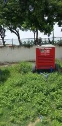 Industrial Generator Silent Rental Service, For Residential