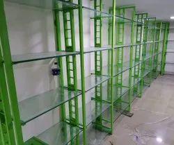 Wall Sided Storage Rack