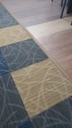 Carpet Polypropylene Tiles