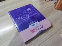 Laminated Paper Book Visual Aid Pharma