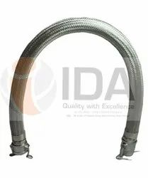 SS Flexible Hose With Camlock Coupling
