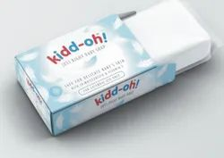 Kiddoh White Baby Soap, Packaging Type: Packet, 150gms