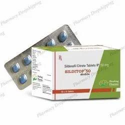 Silditop 50 Mg Tablets