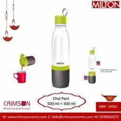 Steel,Vaccum Flask Stainless Steel Milton, Capacity: 750 ml / 1 L