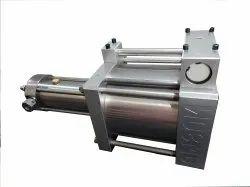 Nitrogen Gas Booster Pump