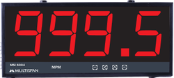 MSI-6004 MPM Programmable Jumbo Length Counter