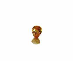 9.65 Carat Citrine Gemstone