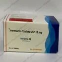 Iverviral 12 Mg Tablets