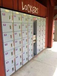 Safety Lockers Service