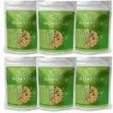 Healthy Treat Roasted Bhel Mix Combo 600 Gm (Pack Of 6, 100 Gm Each)  Gluten Free Vegan