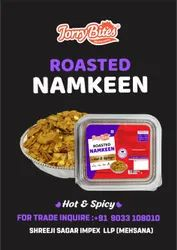 jorrybites Roasted Namkeen Hot And Spicy, Packaging Size: 200g