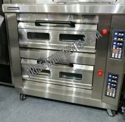 Toastmaster Double Deck Electric Oven ( 2 Pans) With Steam And Digital Control