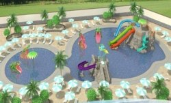Water Park Design Service