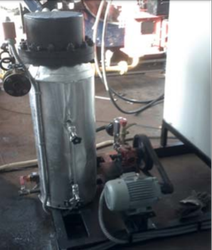Electric 500 kg/hr Steam Boiler