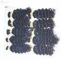 Indian Remy Natural Bulk Curly Human Hair
