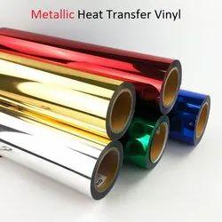 Metallic Heat Transfer Vinyl 12 And 20 Inch Rolls