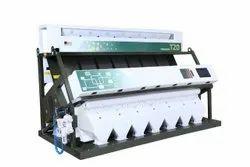 Wheat Color Sorting Machine T20 - 7 Chute
