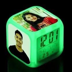 A1 LED Clock