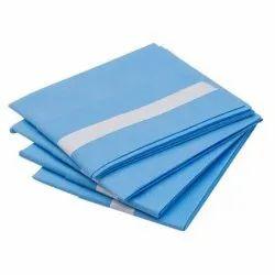 Blue Non Woven Surgical Drapes