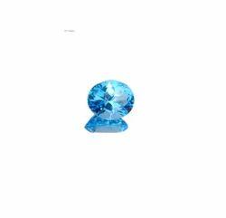 9.28 Carat Natural Blue Topaz
