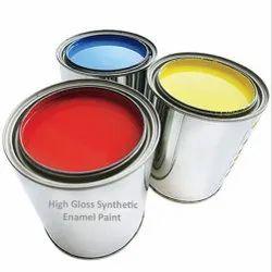 Metal High Gloss Synthetic Enamel Paint