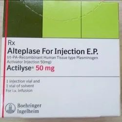 Injection Actilyse 50mg