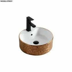 Ceramic Art Basin