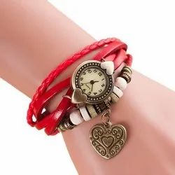 Eleganzza Biege Bracelet Watches For Girl and Women