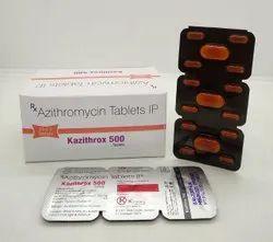 Azithromycin 500 mg - Kazithrox 500