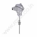 RHW508 Mineral Insulated RTD With Terminal Head