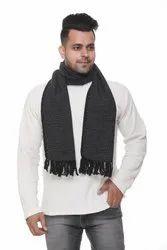 Designer Men Daily Wear Woolen Scarves
