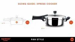 Stahl Xpress Cooker Pan