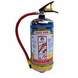 Safepro K Type Fire Extinguisher, Capacity: 2 Kg