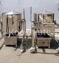 Gas Steam Cooking Vessel