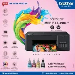 DCP- T420W, For Business, Ink Tank