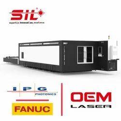 Brass Fiber Laser Cutting Machine