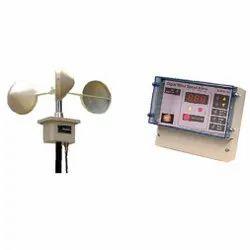 Digital Wind Speed Alarm Indicator